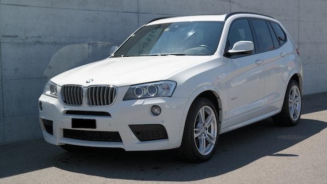 suv BMW X3 35d xDrive