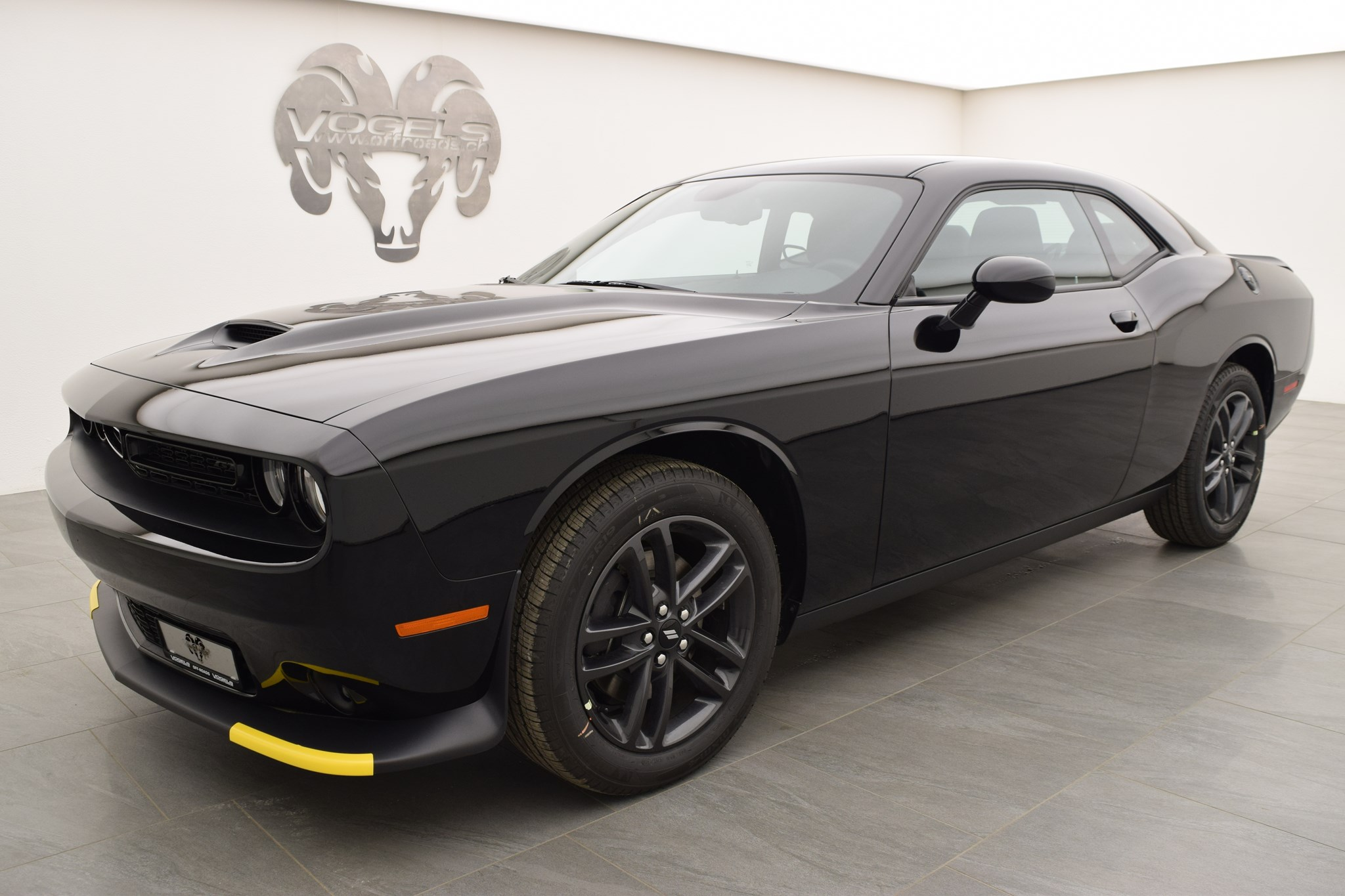 coupe Dodge USA Challenger 3.6 GT AWD