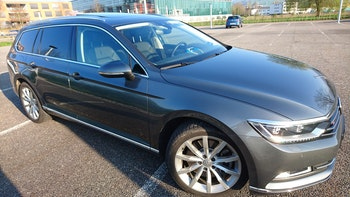 estate VW Passat Variant 2.0 TDI 240 SCR Highl. DSG 4m