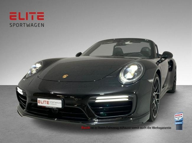 cabriolet Porsche 911 Turbo S Cabrio