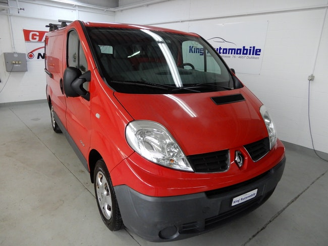van Renault Trafic 2.0i 2.9t L1H1