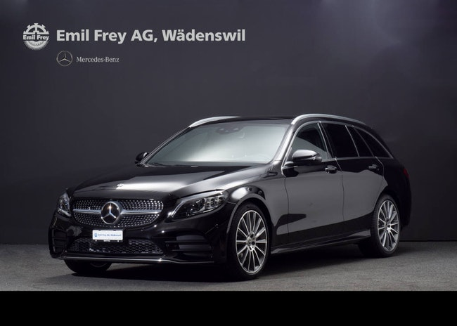 estate Mercedes-Benz C-Klasse C 300 d AMG Line 4matic