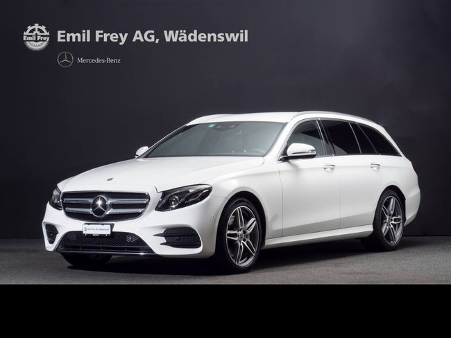 estate Mercedes-Benz E-Klasse E 400 d AMG Line 4matic