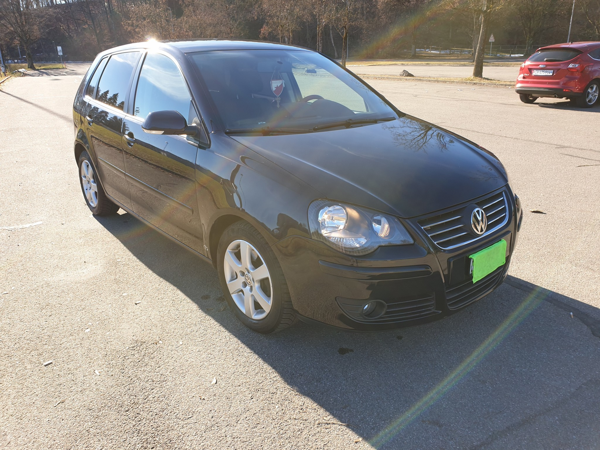 saloon VW Polo *130PS*