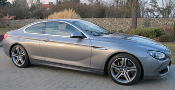 coupe BMW 6er 650i Coupé
