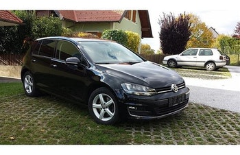saloon VW Golf VII 2.0 TDI Highline 4m