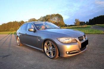 coupe BMW 3er 335i xDrive Coupé