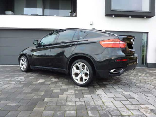 suv BMW X6 40d xDrive