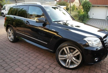 suv Mercedes-Benz GLK-Klasse GLK 220 CDI BlueEF 4m