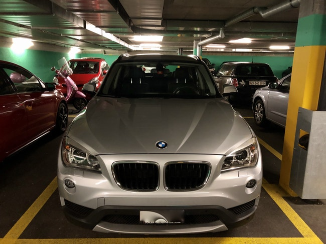 suv BMW X1 18d xDrive
