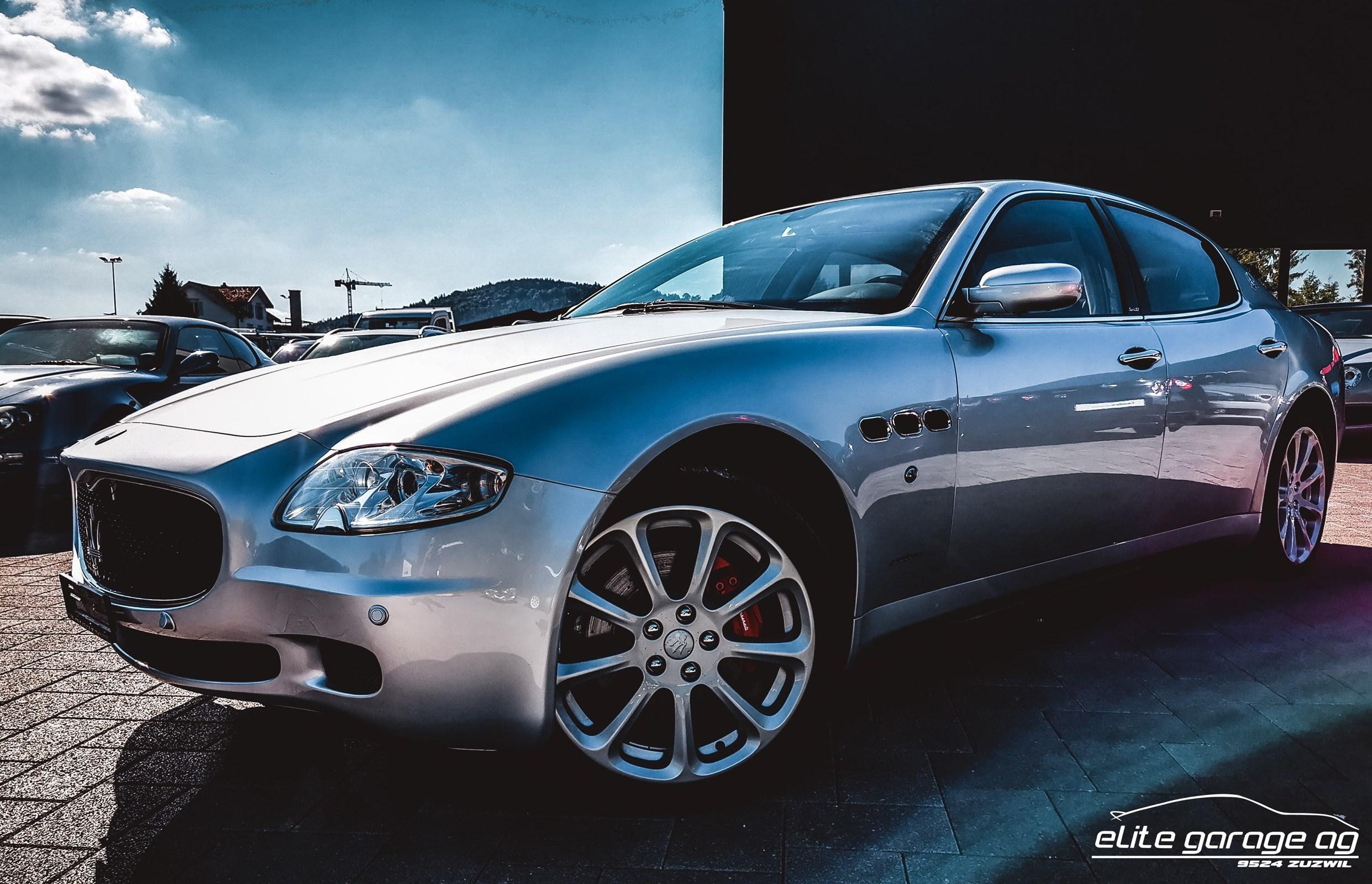 saloon Maserati Quattroporte 4.2 V8 Sport GT DuoSelect