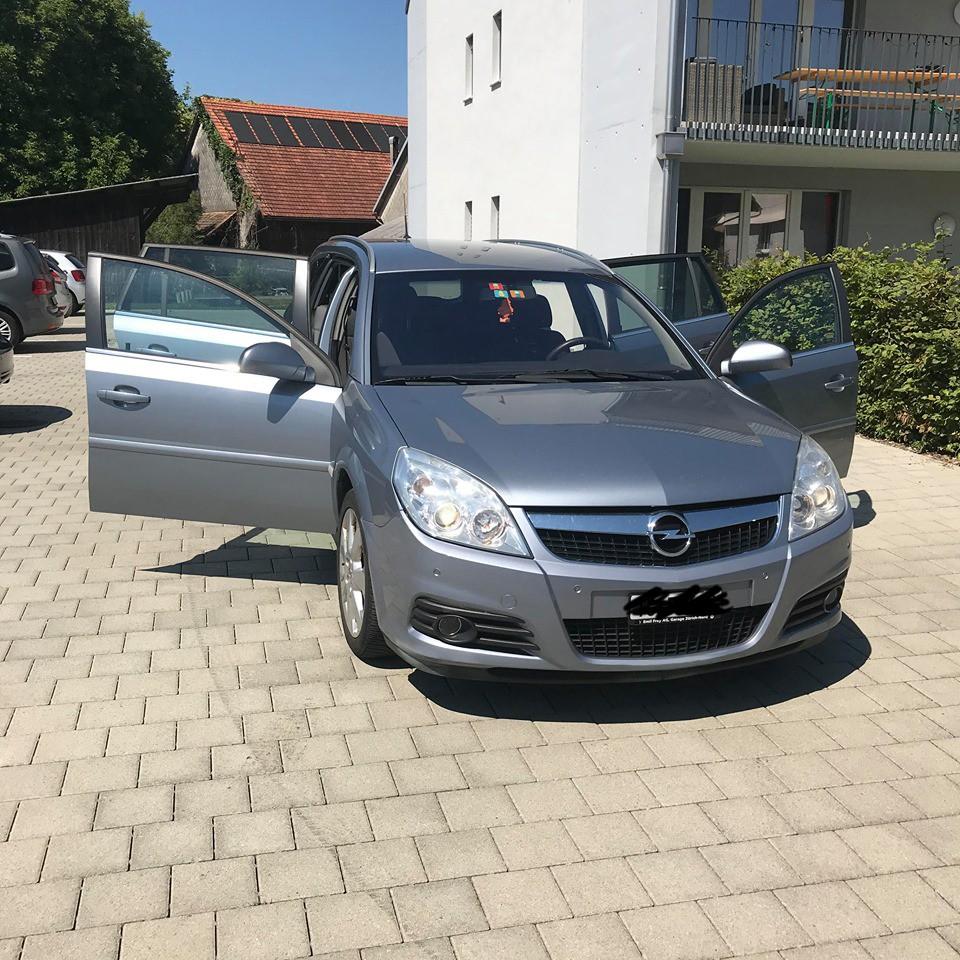 saloon Opel Vectra c 2.2 bj.2008 km.139000