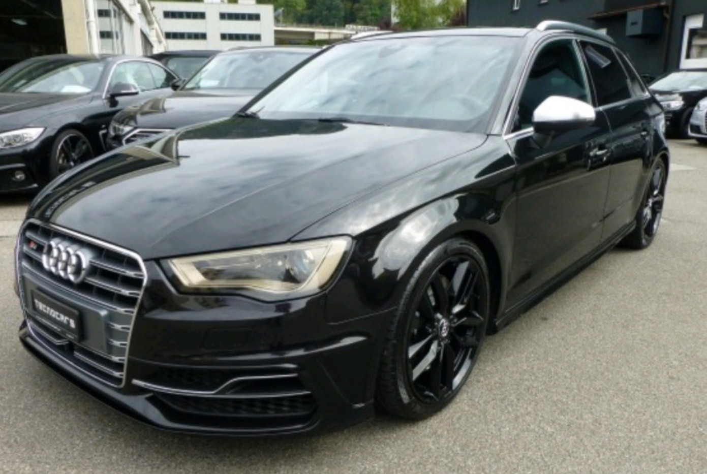 saloon Audi S3 / RS3 S3