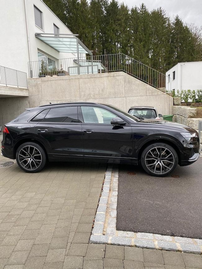 suv Audi SQ8 4.0 V8 TDI quattro T-Tronic