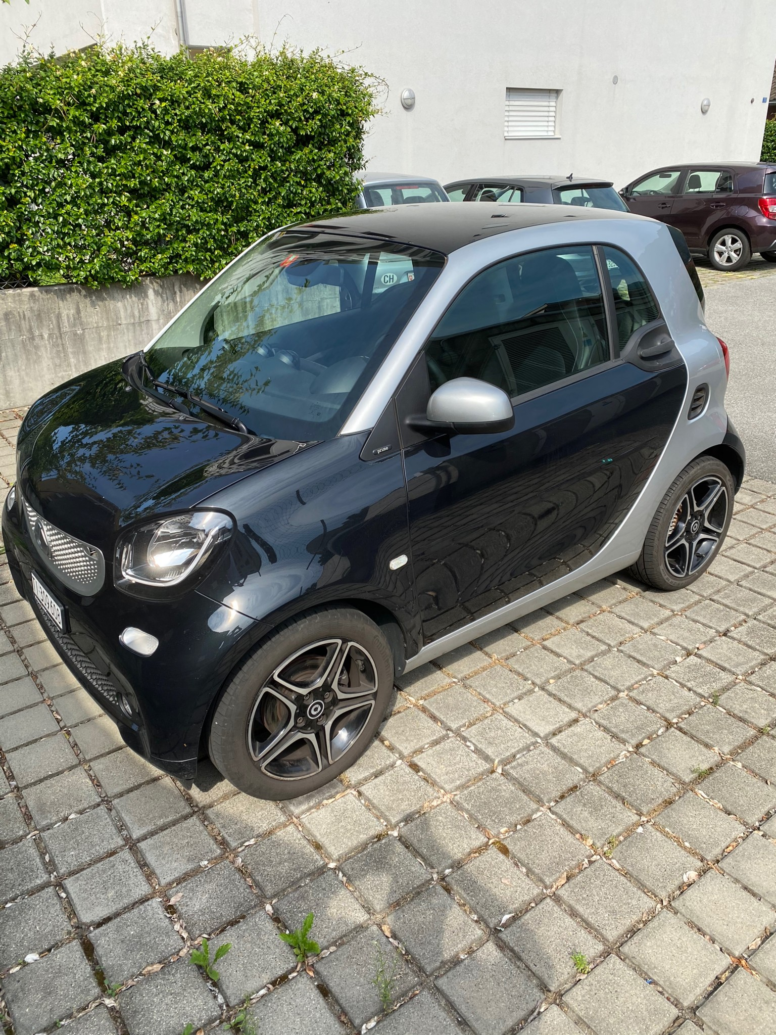 saloon Smart Fortwo SMART FORTWO