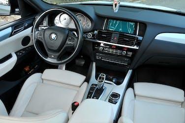 BMW X4 x-Drive 30d M-Paket Automat 120'000 km CHF30'000 - kaufen auf carforyou.ch - 3