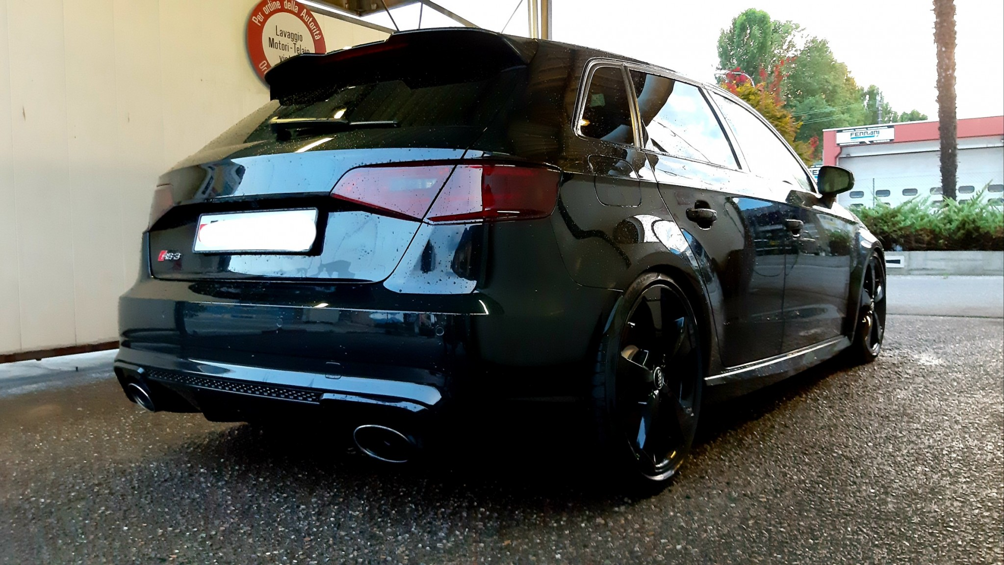 saloon Audi S3 / RS3 RS3 2.5 TSI