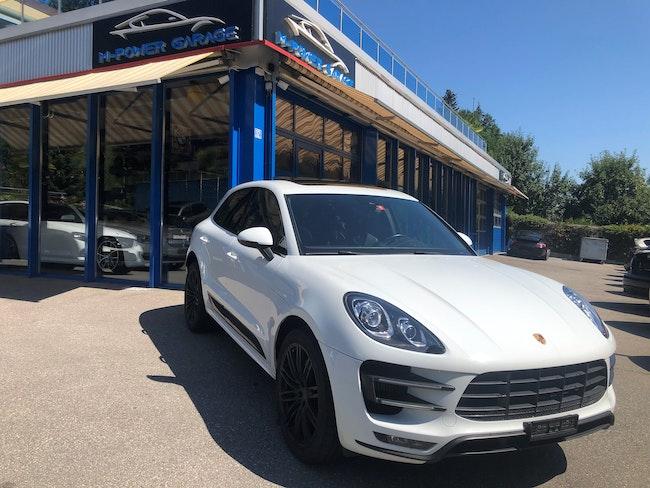 suv Porsche Macan Turbo PDK