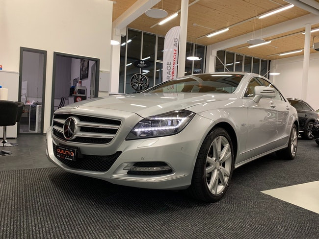 saloon Mercedes-Benz CLS 350 7G-Tronic
