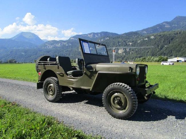 suv Jeep CJ - 2A Veteranenfahrzeug
