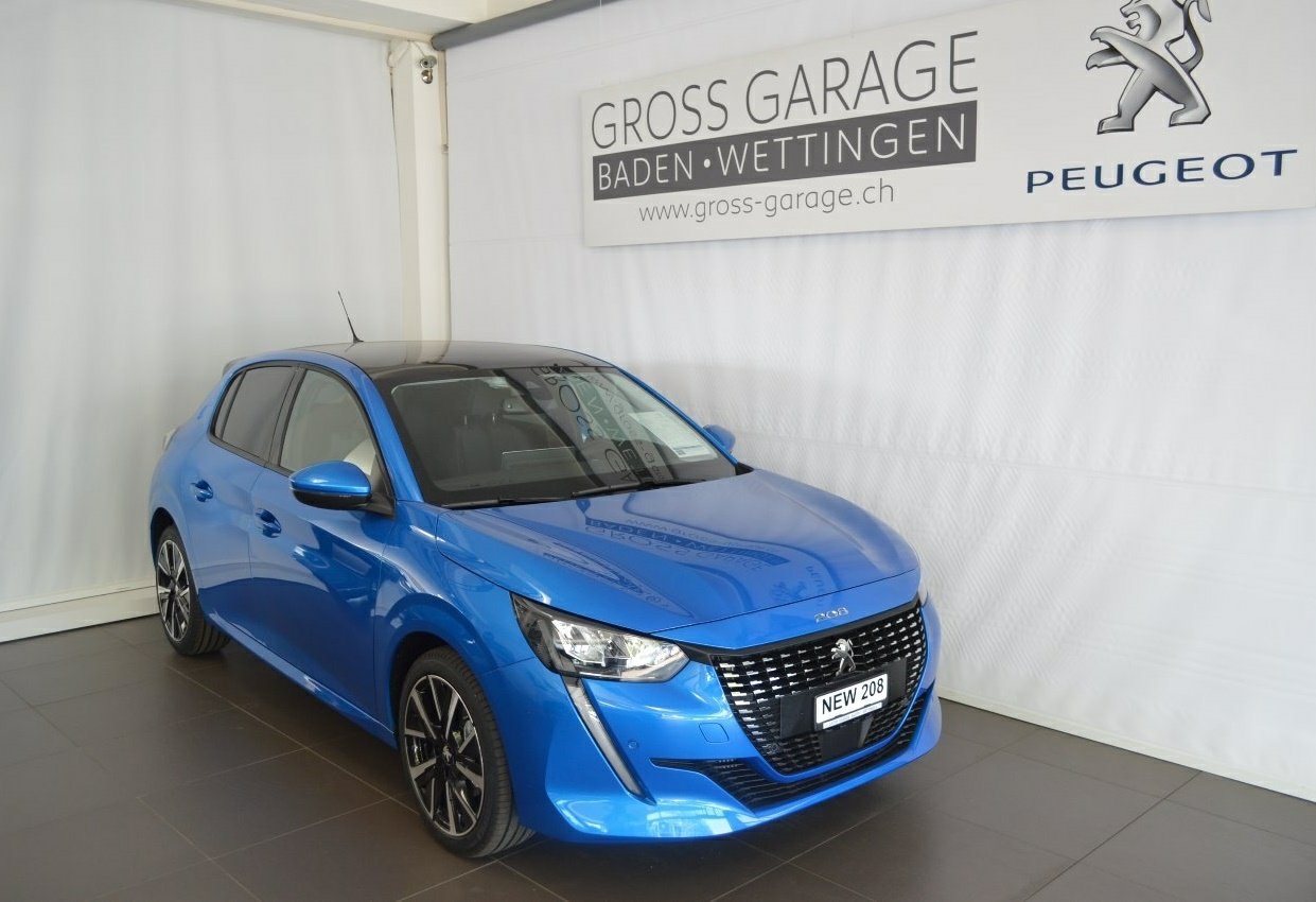 saloon Peugeot 208 NEW 1.2 PureTech Allure 208 1.2 PureTech Allure