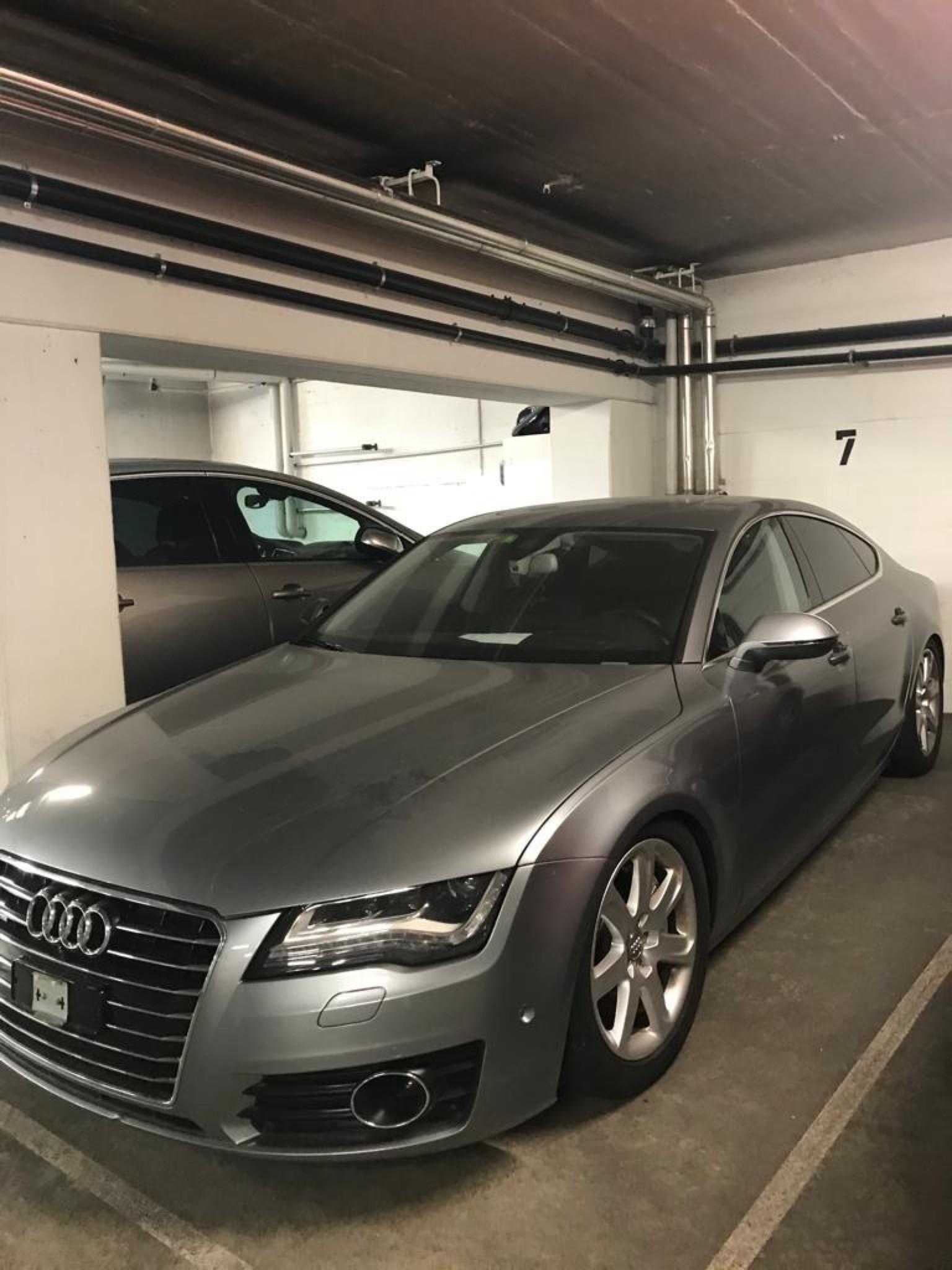 saloon Audi A7 Sportback Limusine