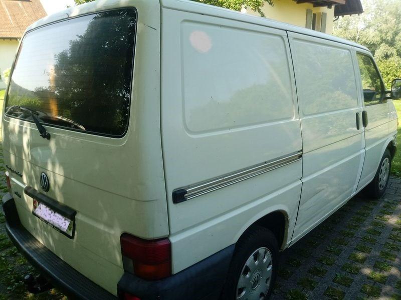 bus VW T4 Bus , Lieferwagen oder Camper - umbau