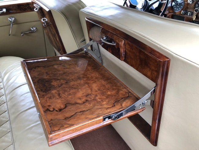 Bentley S1 Rare Bentley S1,   6 cyl,  LHD 80'000 km 77'000 CHF - buy on carforyou.ch - 1
