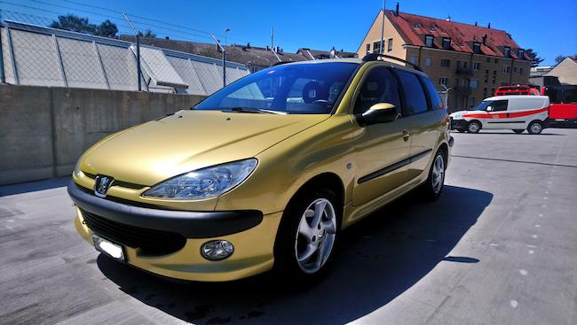 estate Peugeot 206 SW 1.6 XS