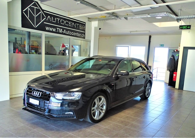 estate Audi A4 Avant 2.0 TFSI quattro s-tronic