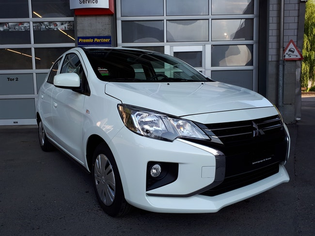 saloon Mitsubishi Space Star 1.0 Pure