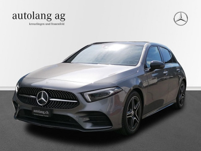 saloon Mercedes-Benz A-Klasse A 250 AMG Line