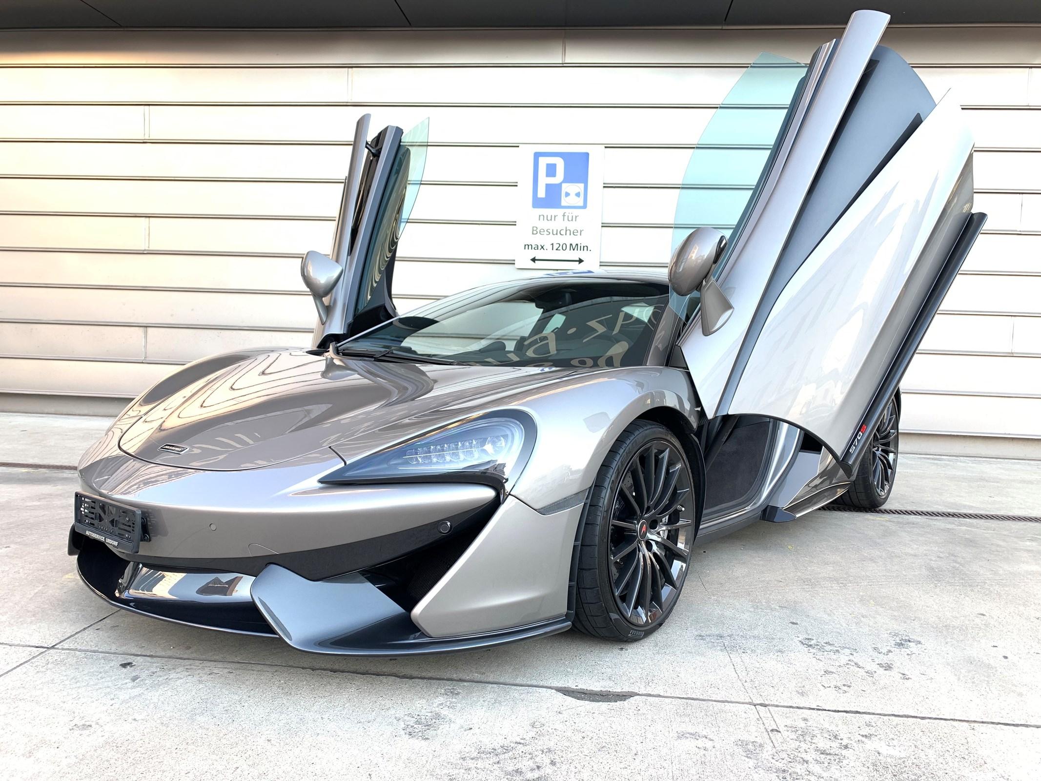 2020 McLaren 570S Coupe Images
