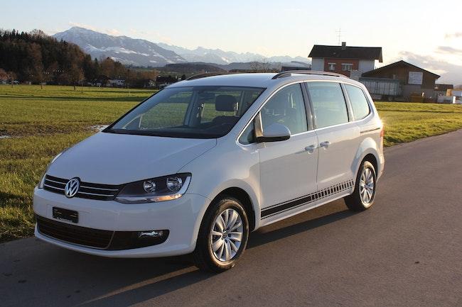 van VW Sharan 2.0 TDI BlueMotion Technology Comfortline 7 Sitzer