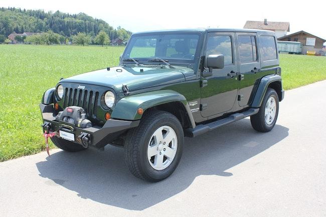 suv Jeep Wrangler 2.8CRD Unlimited Sahara Automatic *Seilwinde*