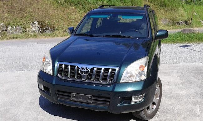 suv Toyota Land Cruiser 3.0 D-4D Linea Luna