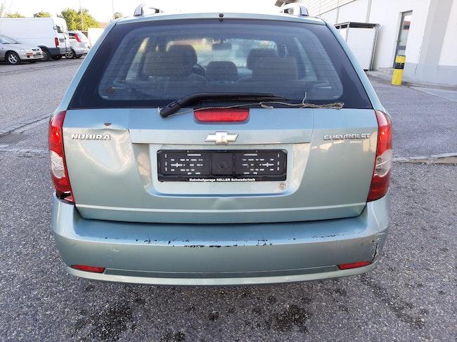 saloon Chevrolet Nubira 1.6 16V SE