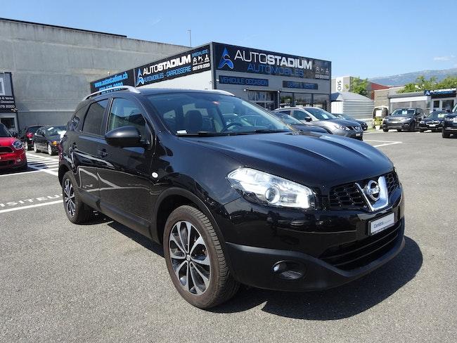 suv Nissan Qashqai +2 1.6 dCi iStop 4WD i-Way