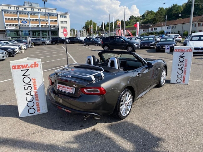 saloon Fiat 124 Spider 1.4 TB Lusso Automatic