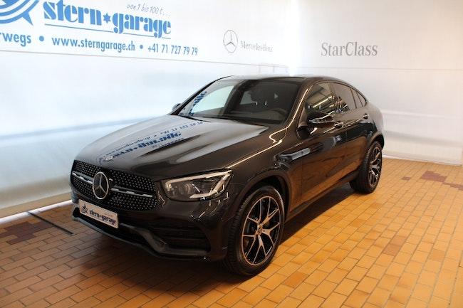 suv Mercedes-Benz GLC-Klasse GLC 220 d 4M Coupé AMG Line