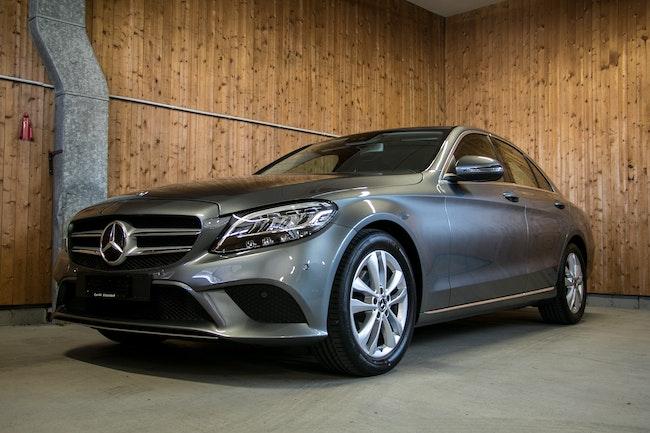 saloon Mercedes-Benz C-Klasse C 180 Avantgarde Facelift 9G-Tronic