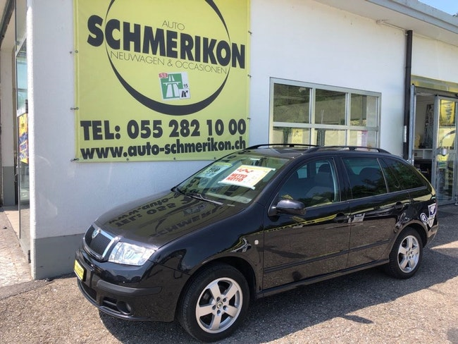 estate Skoda Fabia 1.4 16V Tour de Suisse