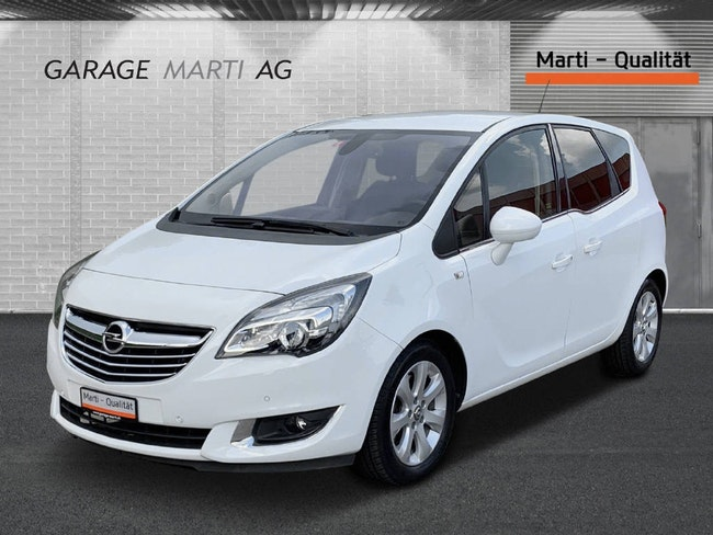 van Opel Meriva 1.6 CDTI 130 eF Cosmo S/S