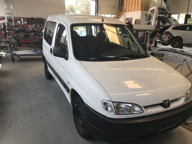 van Peugeot Partner 1.4 Kombi