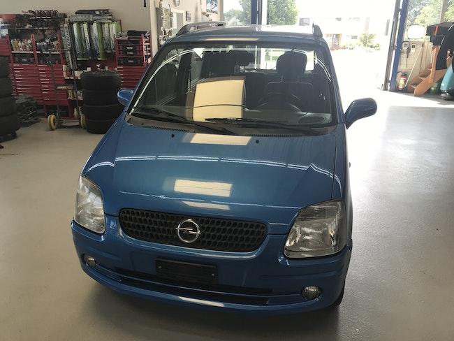 van Opel Agila 1.2 16V Club