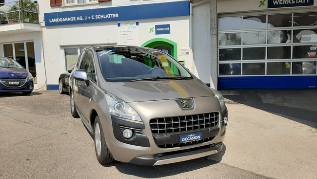van Peugeot 3008 1.6 VTi 156 SportPack