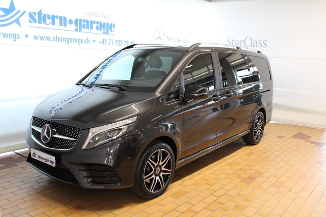 van Mercedes-Benz V-Klasse V 300 d 4Matic Swiss Edition lang