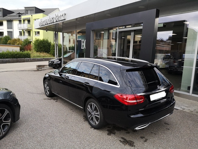 estate Mercedes-Benz C-Klasse C 250 d Swiss Star Avantgarde 4Matic 9G-Tronic