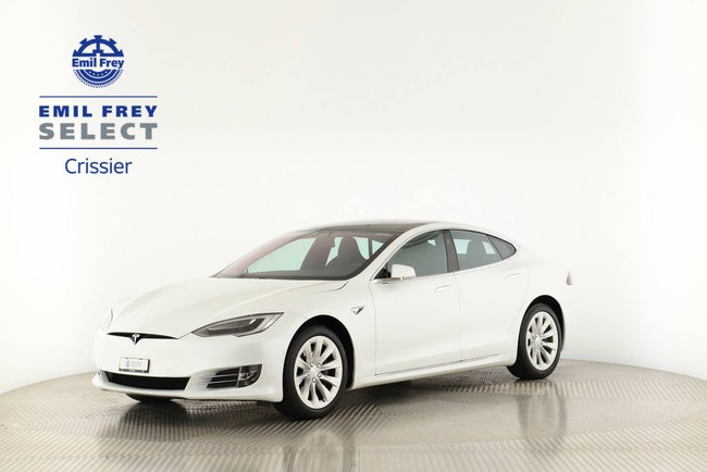 saloon Tesla Model S 100 D