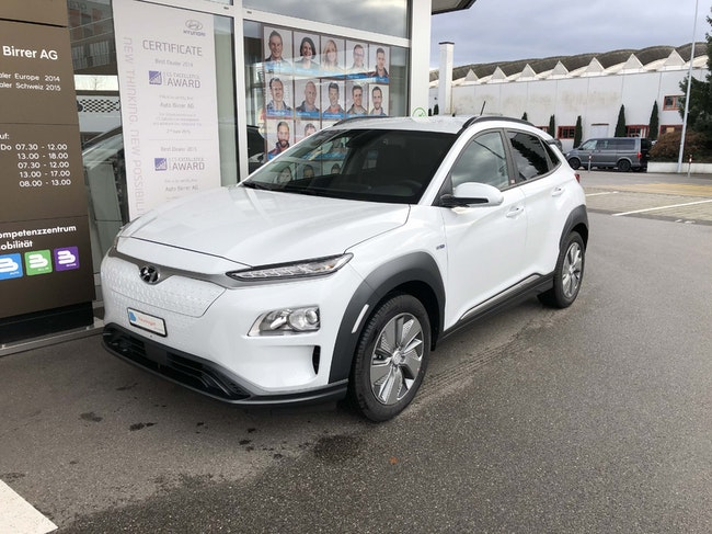 suv Hyundai Kona Electric Amplia MY19